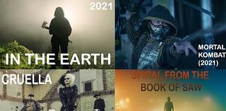 upcoming movies hollywood