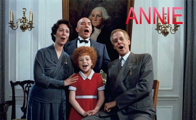 annie best movies with family