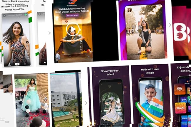 Top Best Video Sharing Apps Made in India
