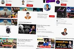 Top 10 Most Subscriber Youtubers In India