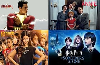 best movies to watch with your family